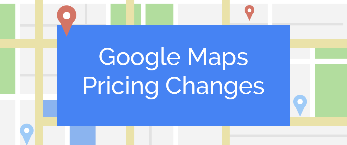 google maps price changes