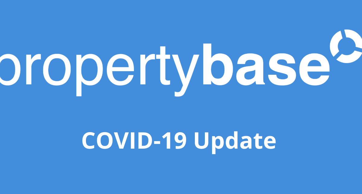 propertybase-covid-message