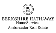 Berkshire Hathaway HomeServices Ambassador Real Estate logo