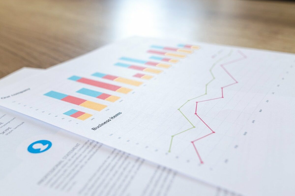 paper reports of real estate business analytics
