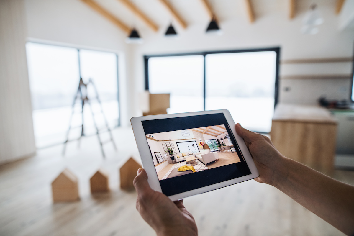 virtual real estate home tour in the age of covid-19