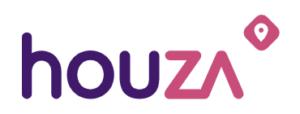 houza network logo color